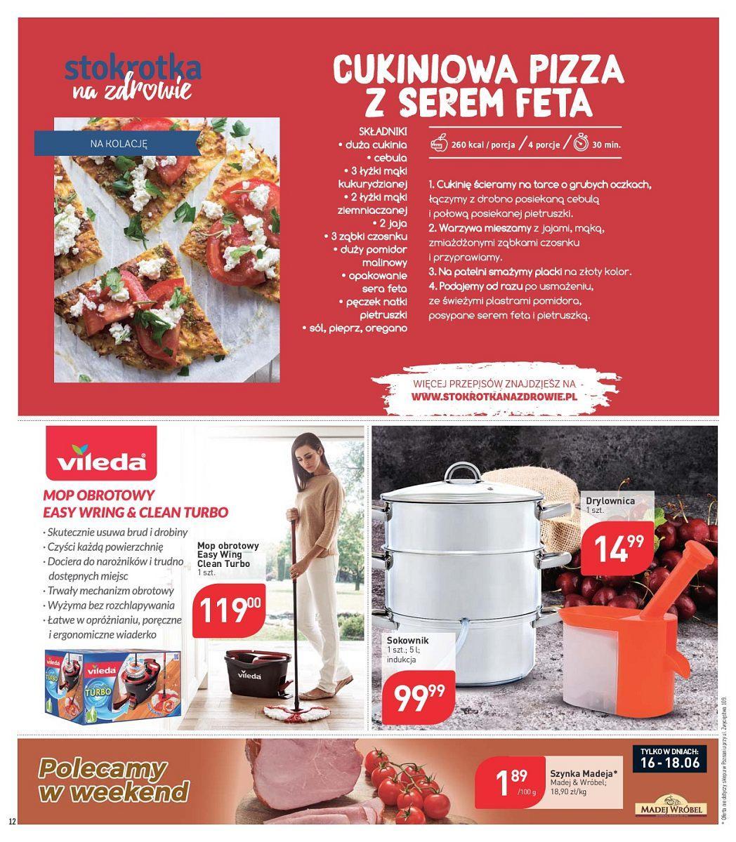 Gazetka promocyjna Stokrotka do 20/06/2018 str.12