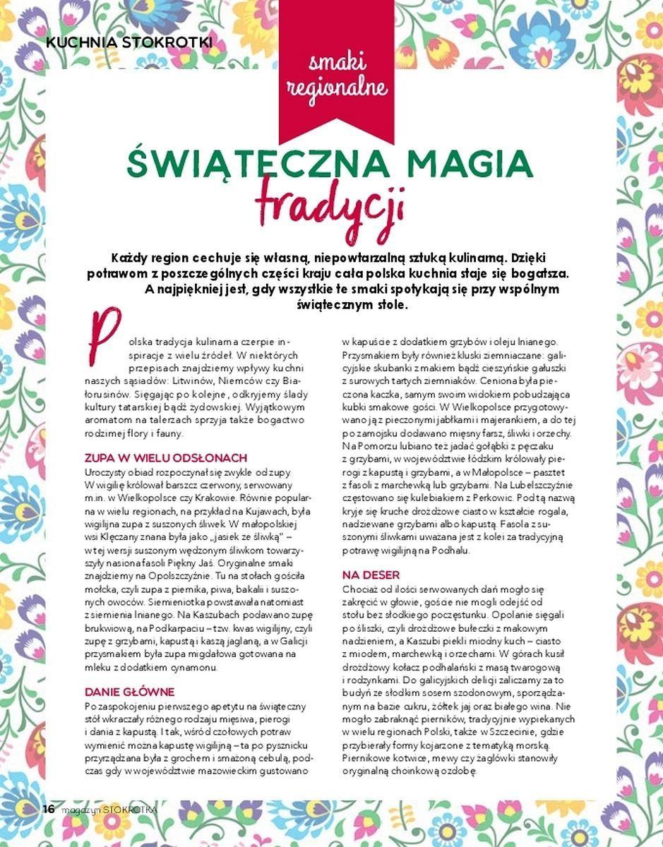 Gazetka promocyjna Stokrotka do 04/01/2018 str.15