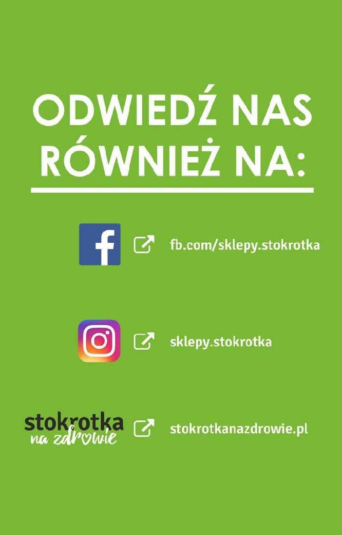 Gazetka promocyjna Stokrotka do 05/06/2019 str.20