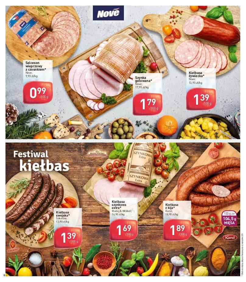 Gazetka promocyjna Stokrotka do 05/12/2018 str.6