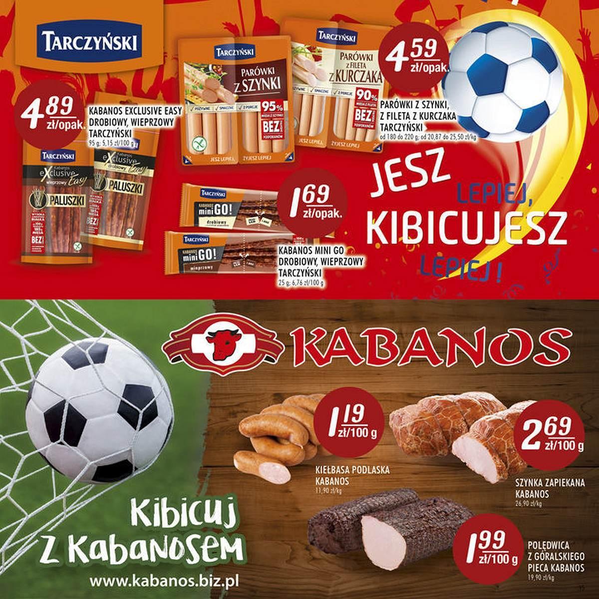 Gazetka promocyjna Stokrotka do 27/06/2018 str.34