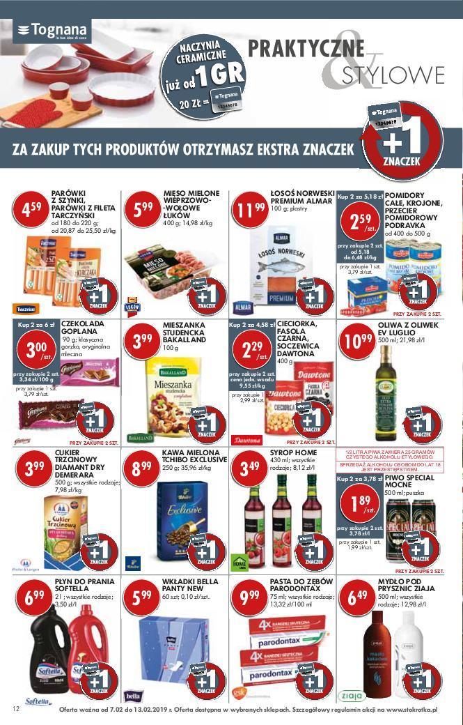 Gazetka promocyjna Stokrotka do 13/02/2019 str.11