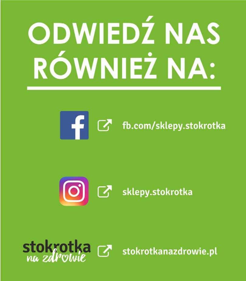 Gazetka promocyjna Stokrotka do 21/11/2018 str.20