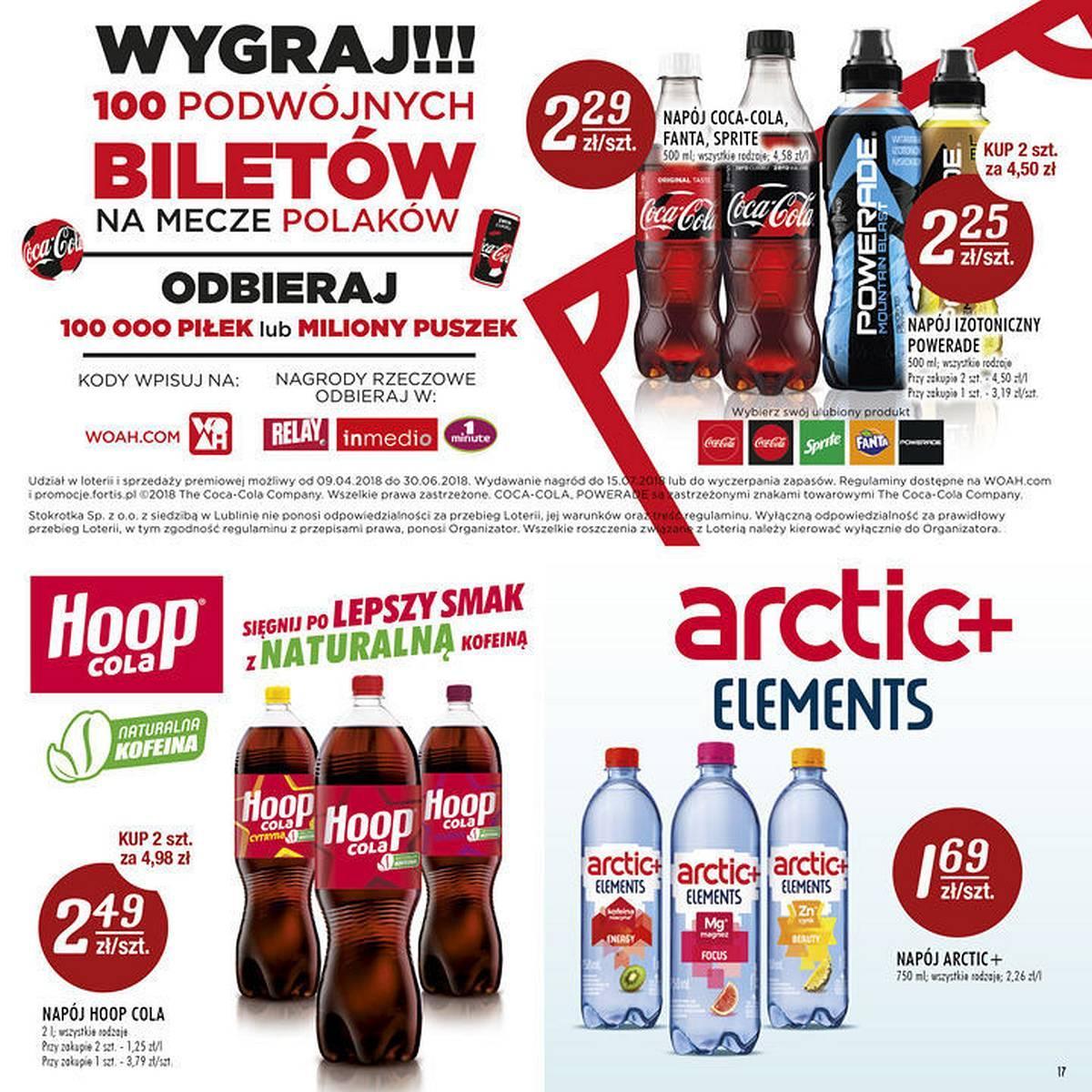 Gazetka promocyjna Stokrotka do 27/06/2018 str.16