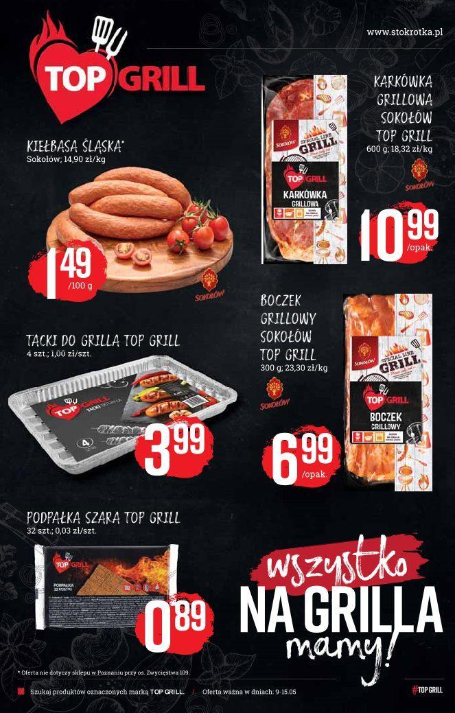 Gazetka promocyjna Stokrotka do 15/05/2019 str.2
