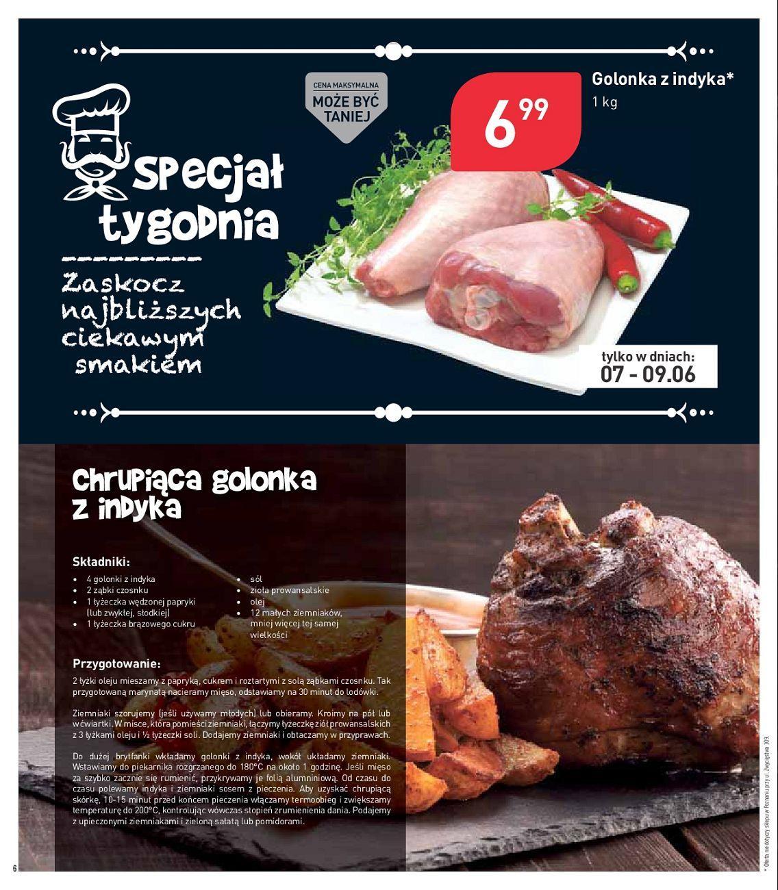 Gazetka promocyjna Stokrotka do 13/06/2018 str.6