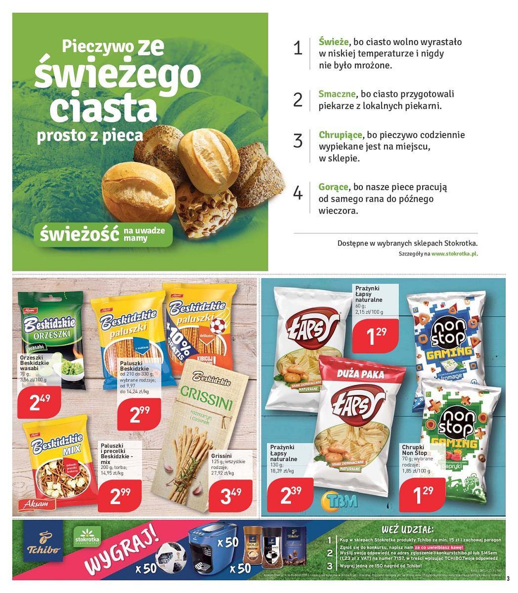 Gazetka promocyjna Stokrotka do 20/06/2018 str.3