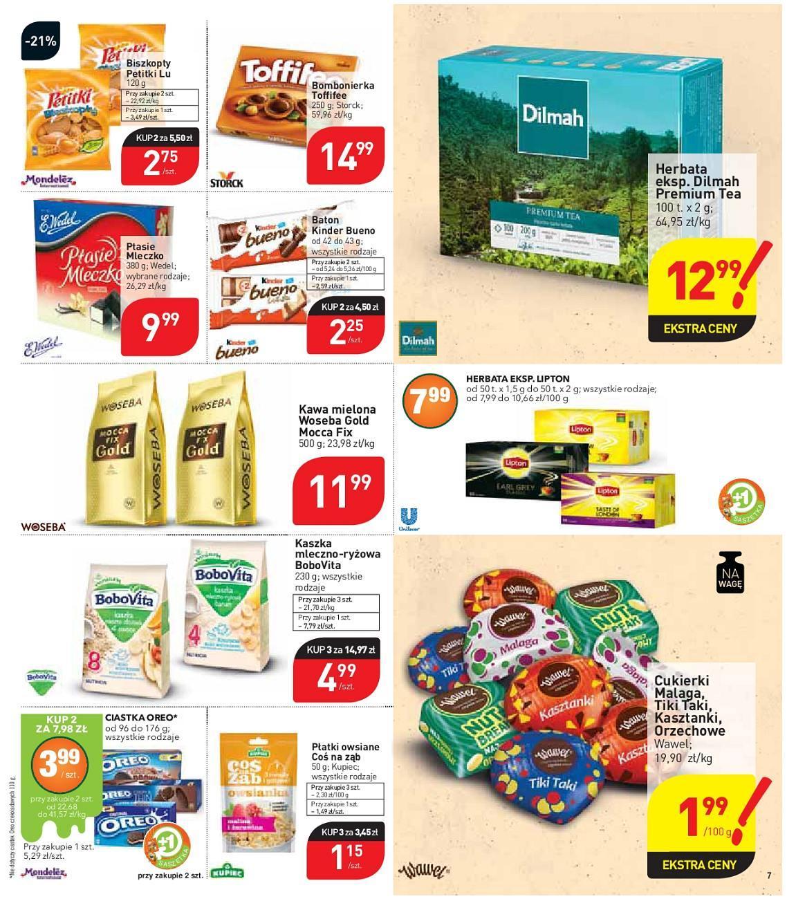 Gazetka promocyjna Stokrotka do 12/09/2018 str.7