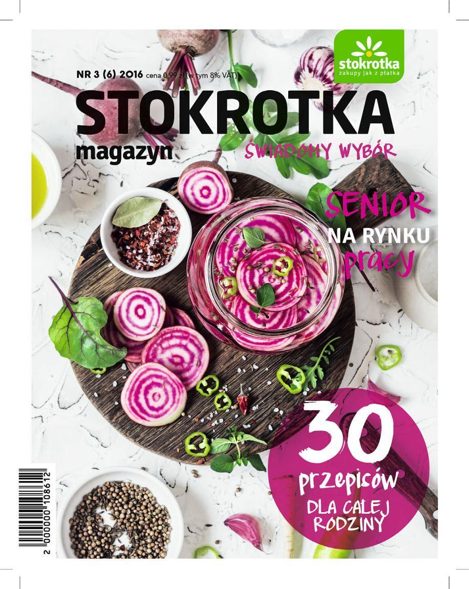 Gazetka promocyjna Stokrotka do 02/11/2016 str.0