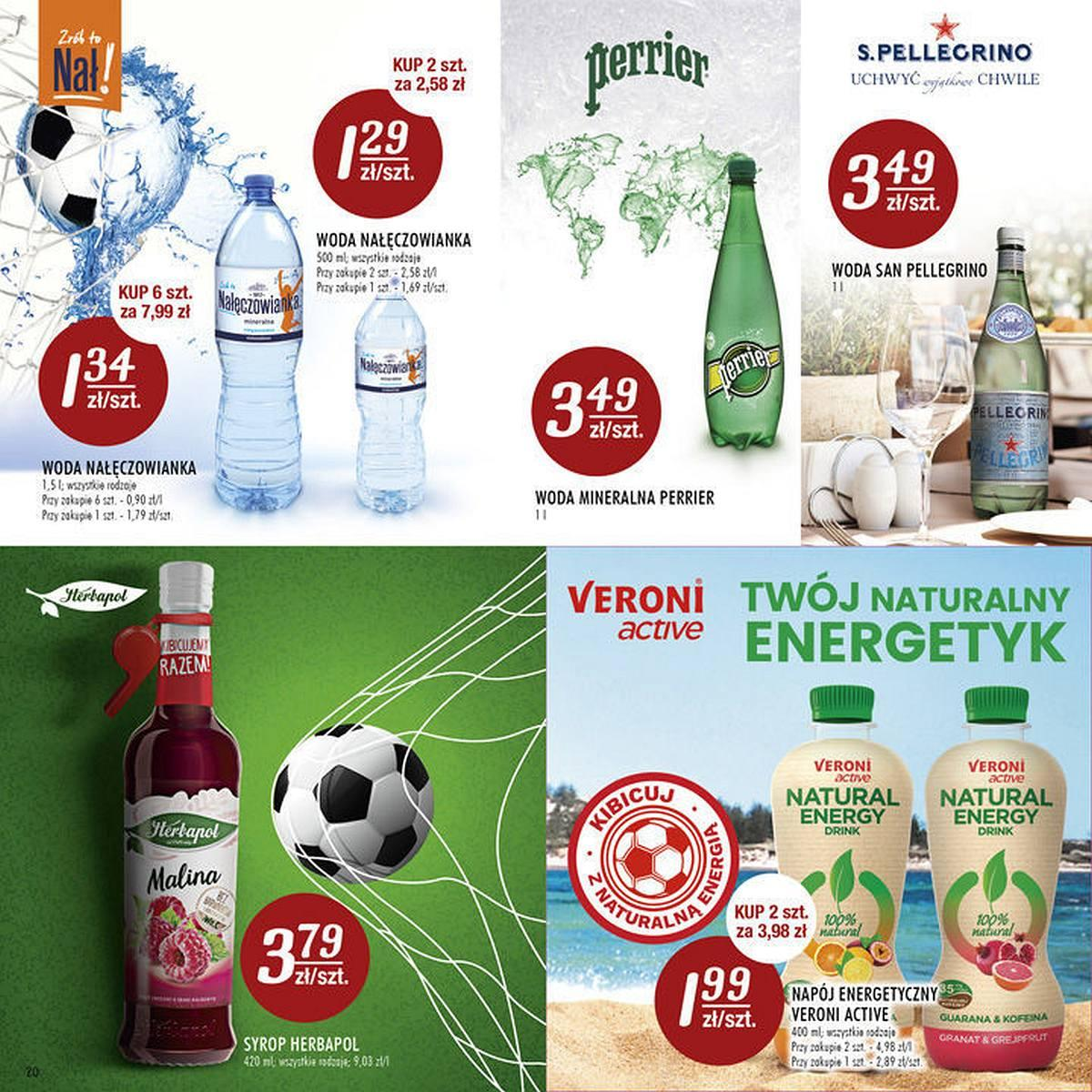 Gazetka promocyjna Stokrotka do 27/06/2018 str.19
