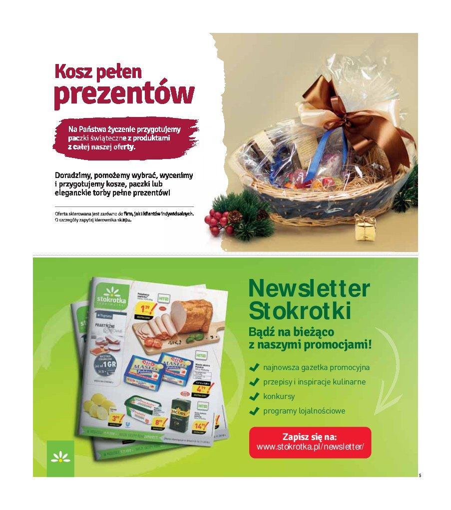 Gazetka promocyjna Stokrotka do 14/11/2018 str.4