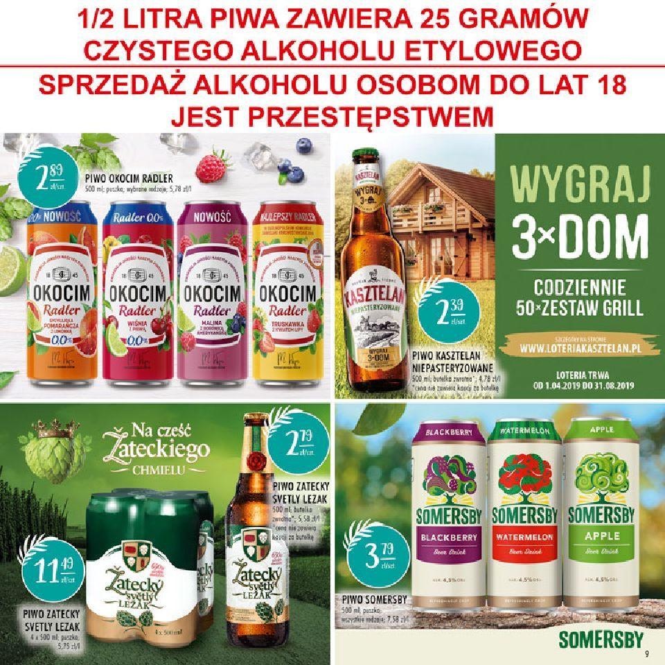 Gazetka promocyjna Stokrotka do 31/07/2019 str.8