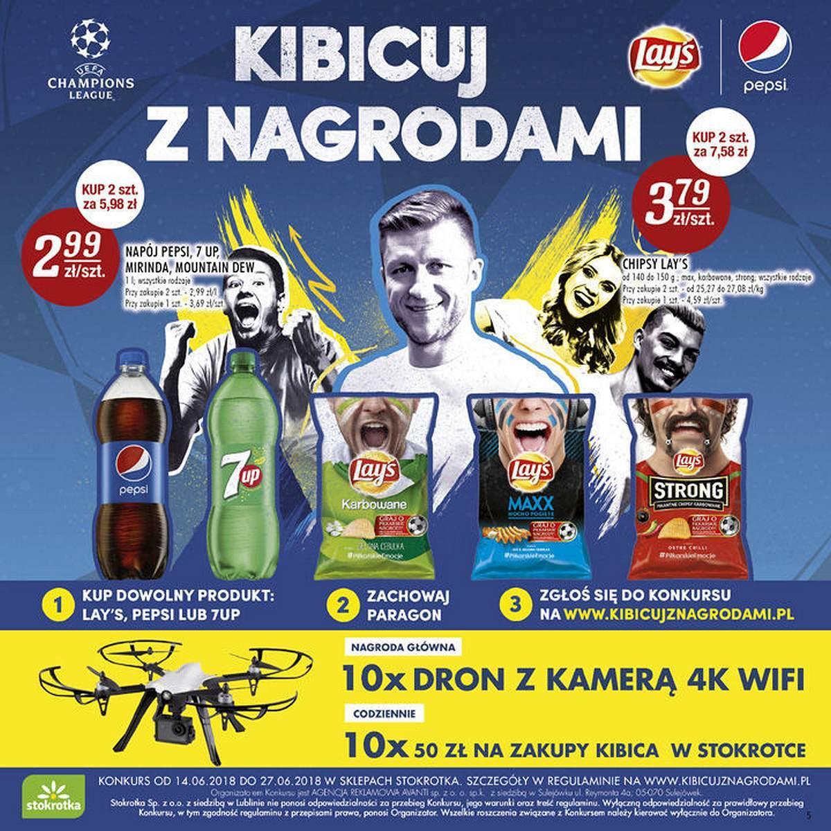 Gazetka promocyjna Stokrotka do 27/06/2018 str.4