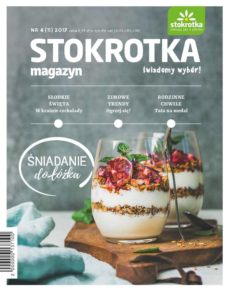 Gazetka promocyjna Stokrotka do 04/01/2018 str.0