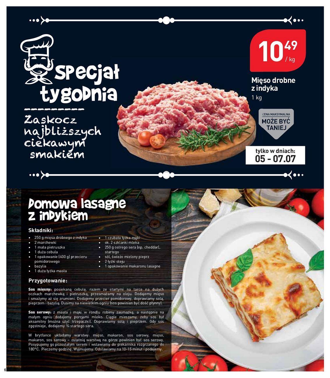 Gazetka promocyjna Stokrotka do 11/07/2018 str.6