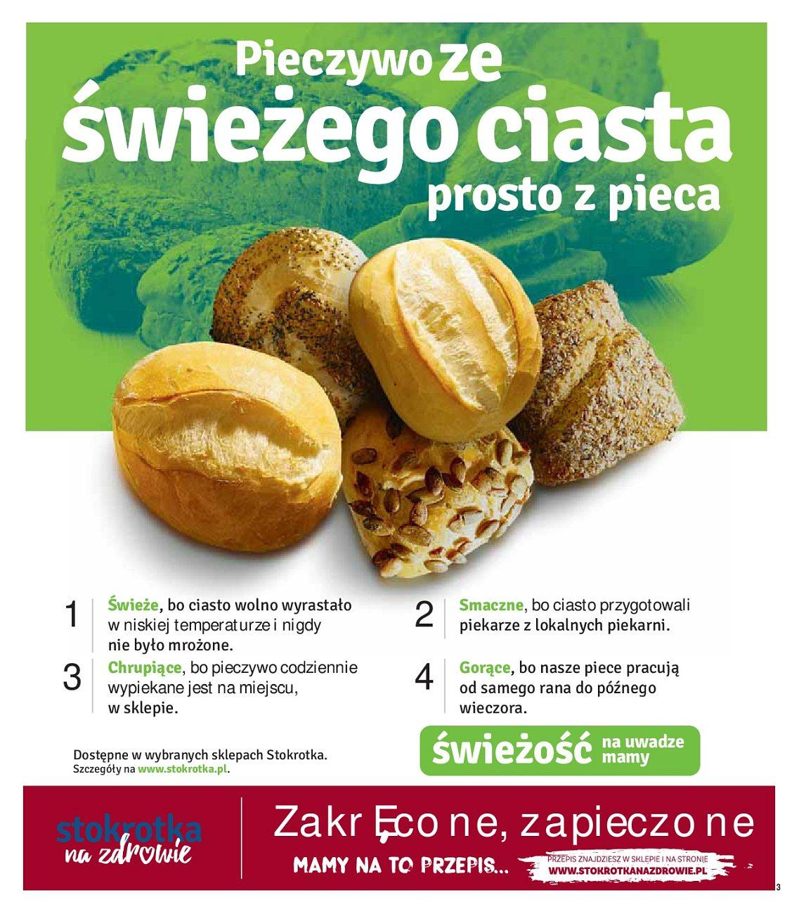 Gazetka promocyjna Stokrotka do 22/08/2018 str.3