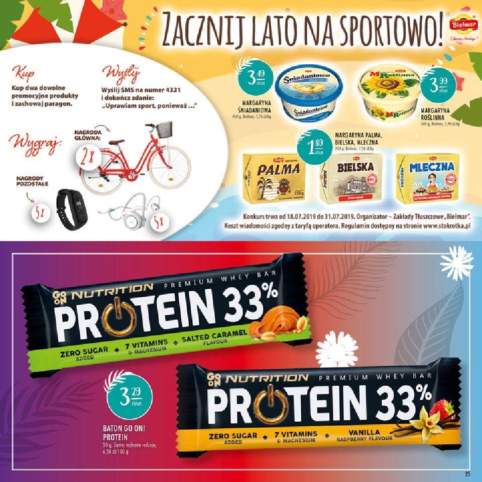 Gazetka promocyjna Stokrotka do 31/07/2019 str.25