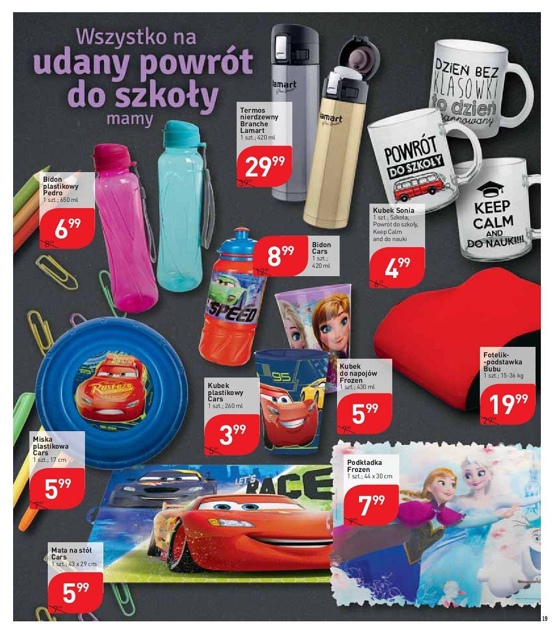 Gazetka promocyjna Stokrotka do 15/08/2018 str.18
