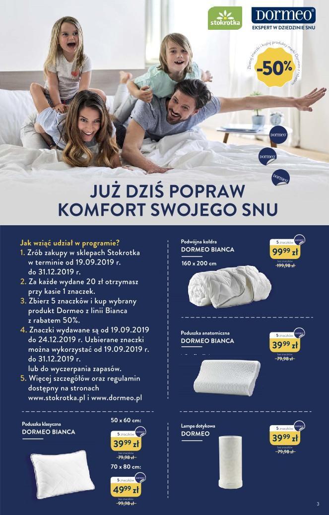 Gazetka promocyjna Stokrotka do 25/09/2019 str.3