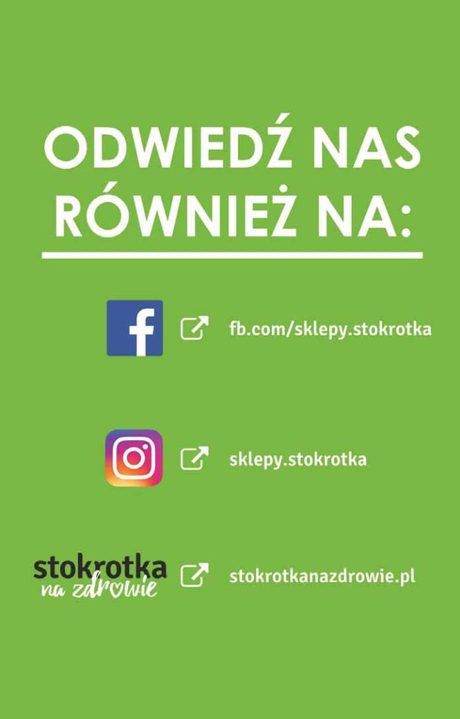 Gazetka promocyjna Stokrotka do 06/02/2019 str.20