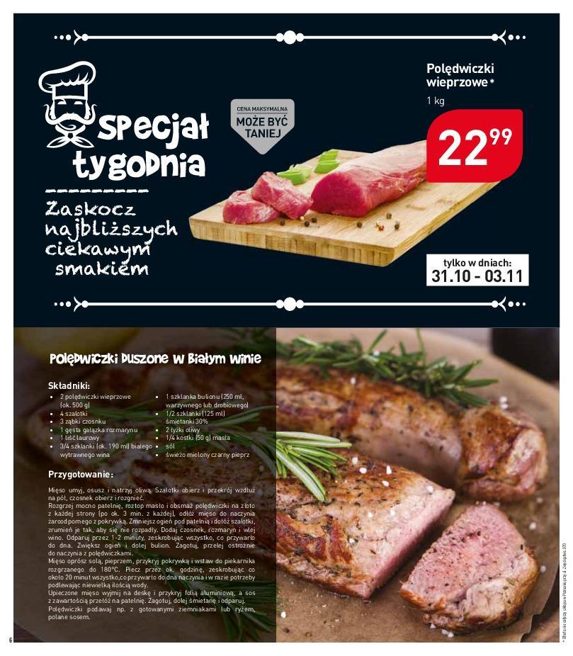 Gazetka promocyjna Stokrotka do 07/11/2018 str.5