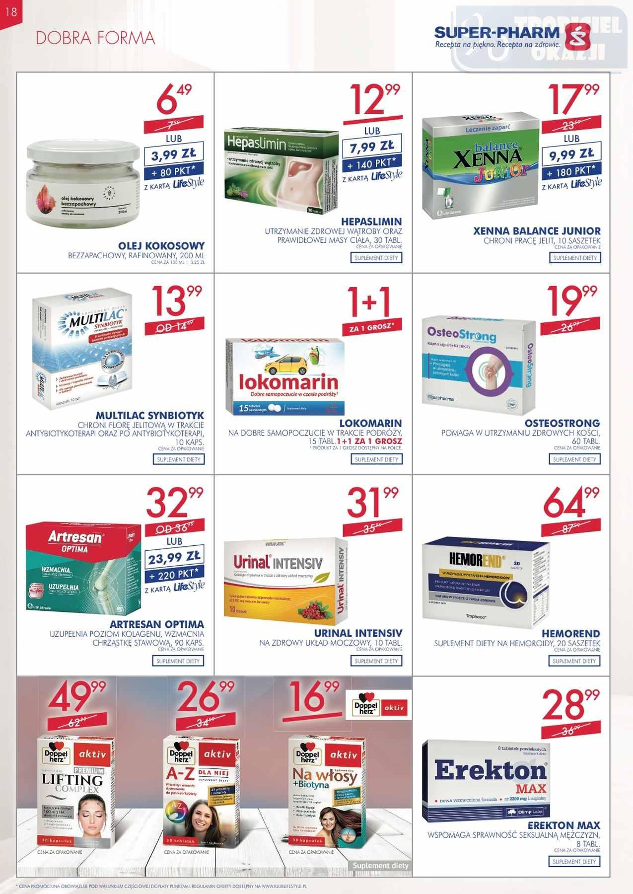 Gazetka promocyjna Superpharm do 26/12/2018 str.17