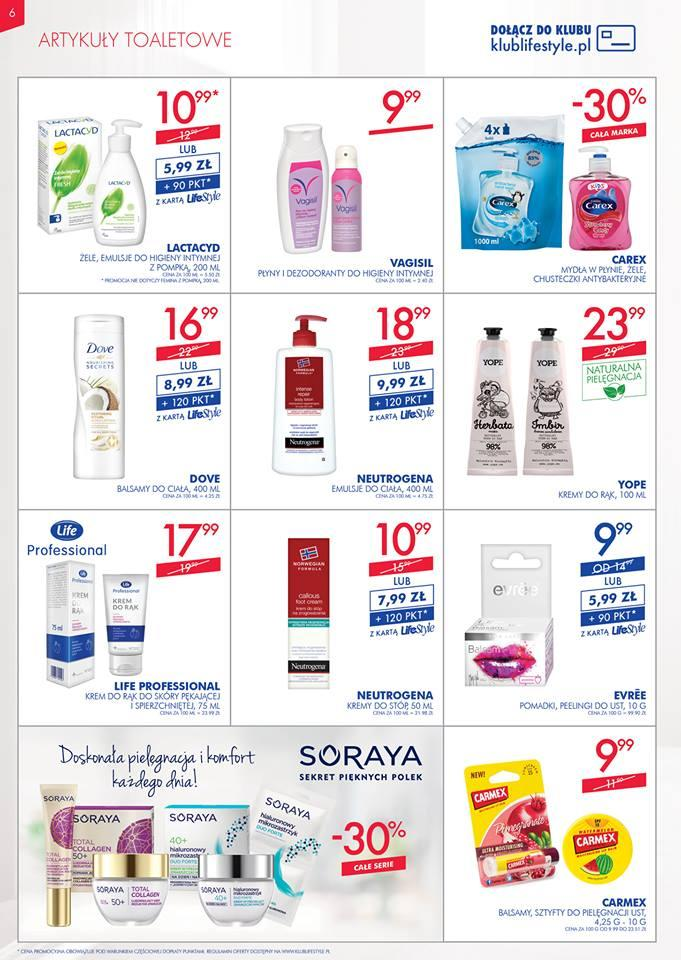 Gazetka promocyjna Superpharm do 24/10/2018 str.6