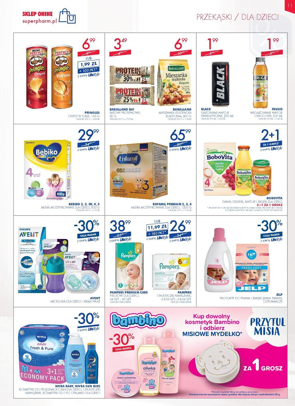 Gazetka promocyjna Superpharm do 13/06/2018 str.10