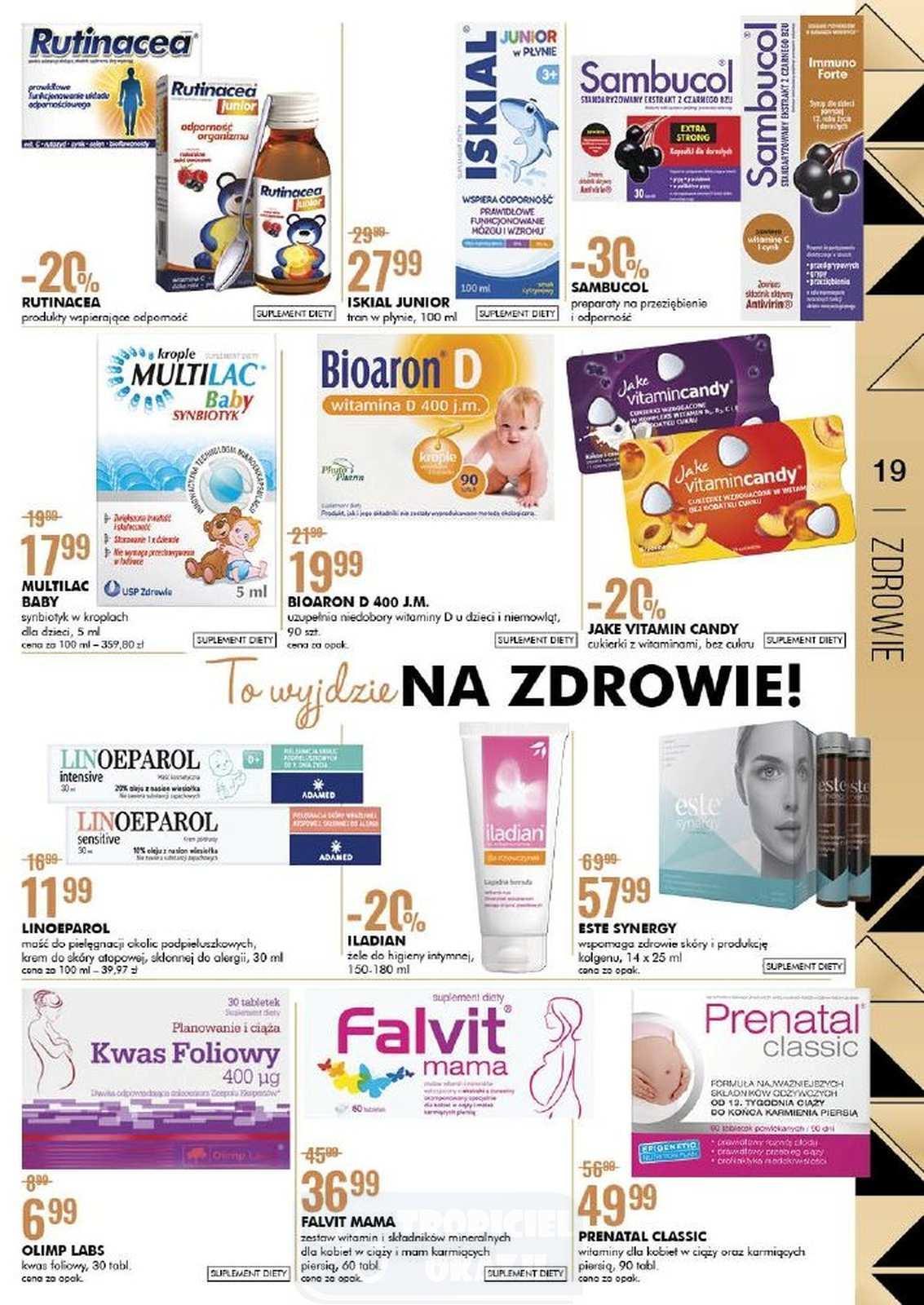 Gazetka promocyjna i reklamowa Superpharm, od 04032020 do