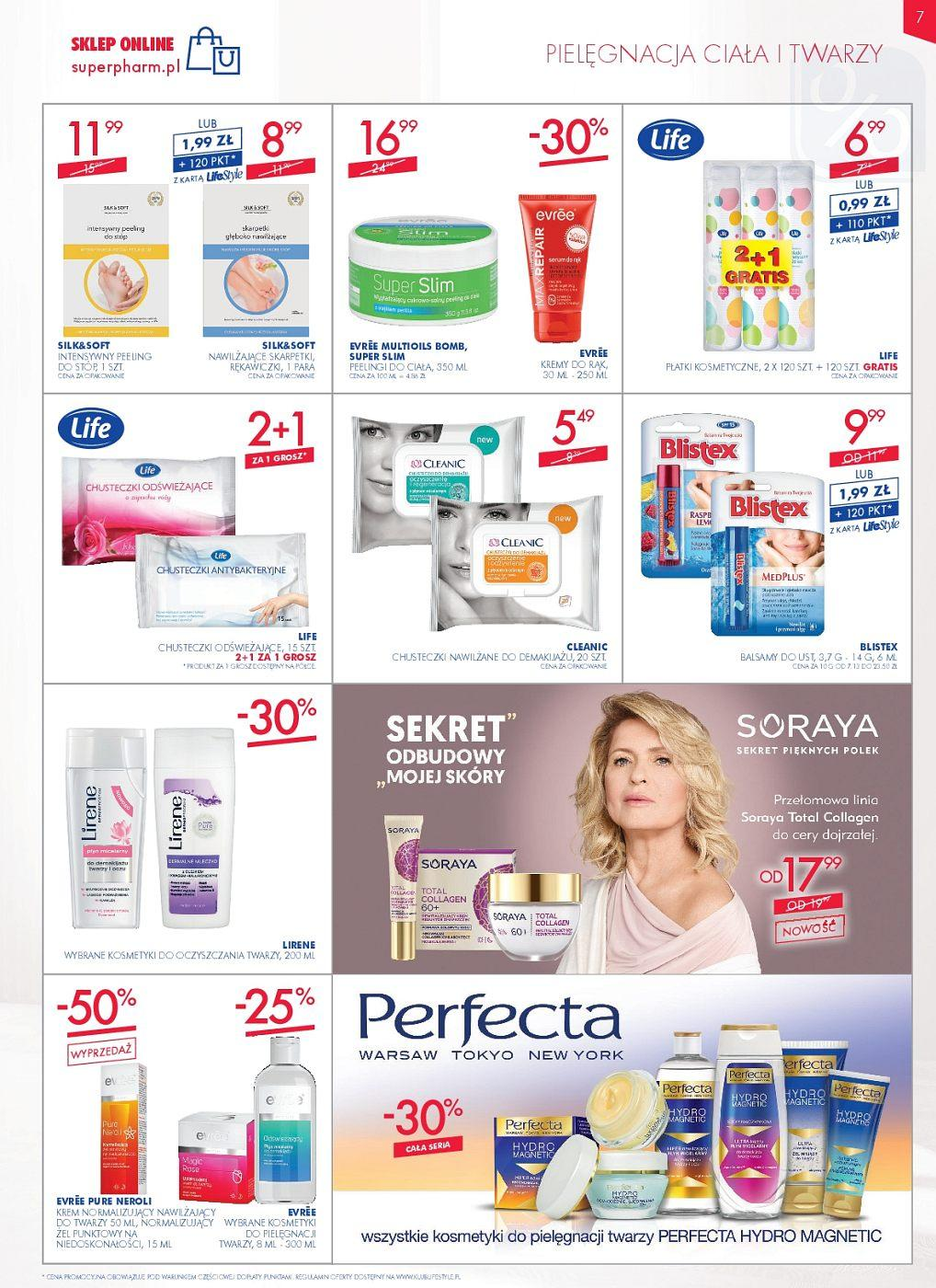 Gazetka promocyjna Superpharm do 13/06/2018 str.7
