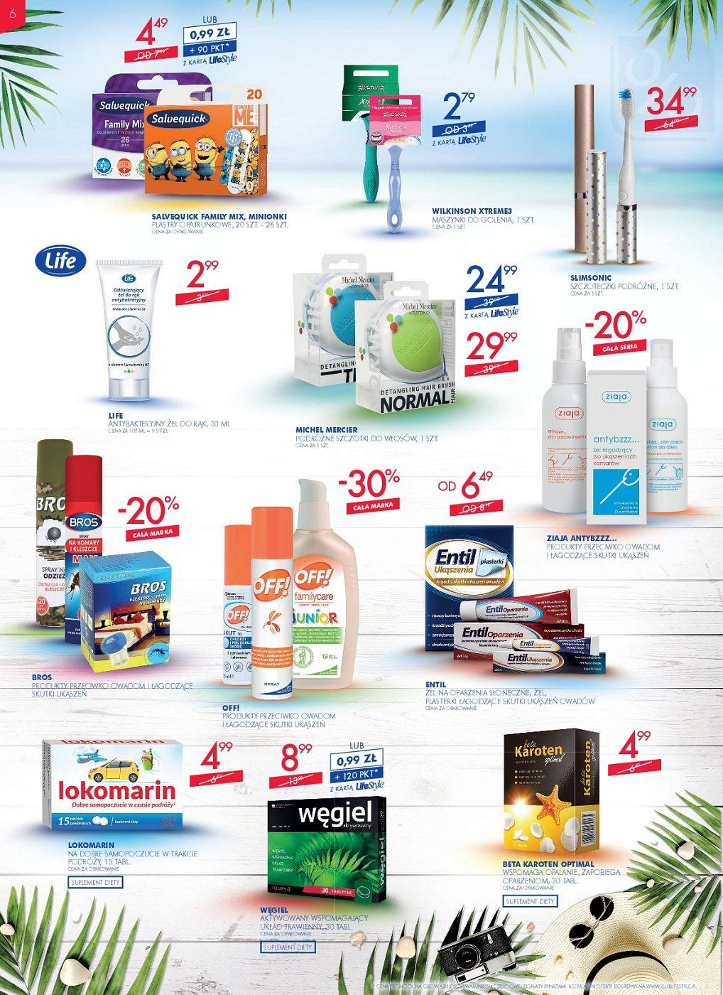 Gazetka promocyjna Superpharm do 27/06/2018 str.6