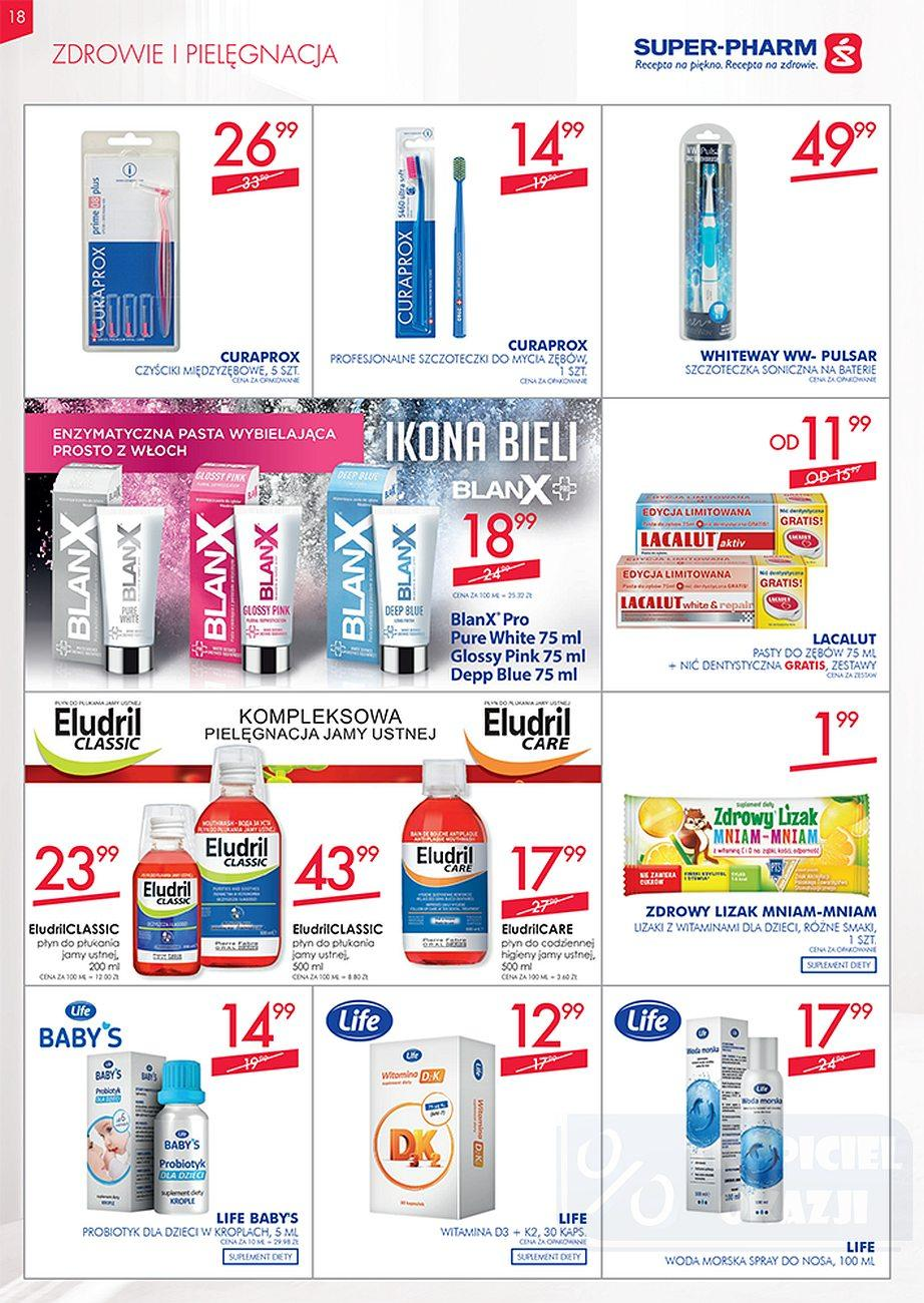 Gazetka promocyjna Superpharm do 26/09/2018 str.18