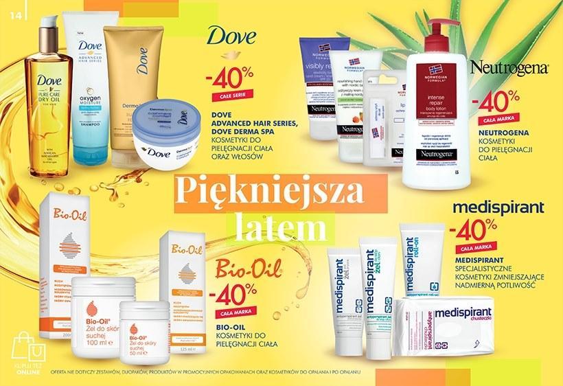 Gazetka promocyjna Superpharm do 26/06/2019 str.14