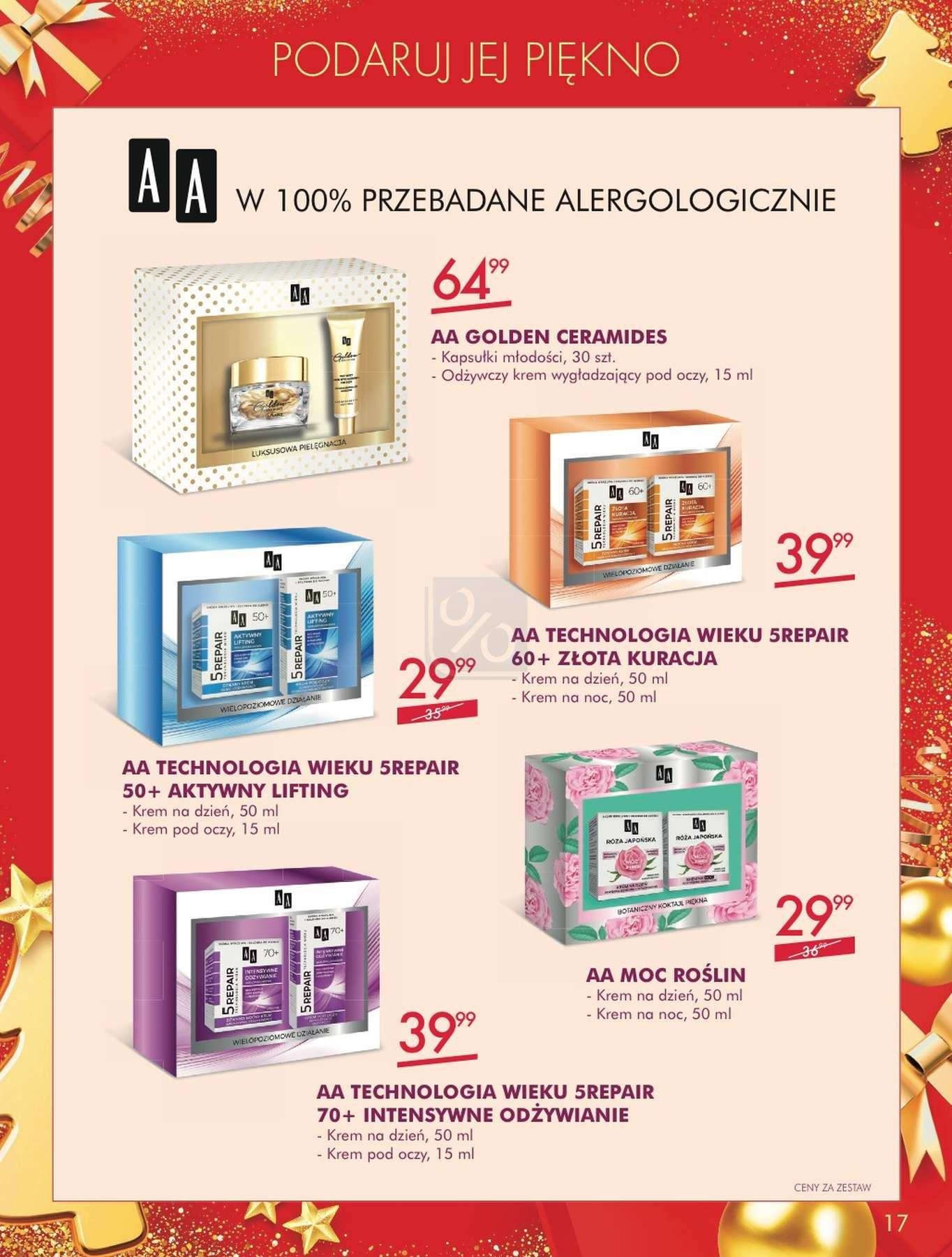 Gazetka promocyjna Superpharm do 24/12/2018 str.16