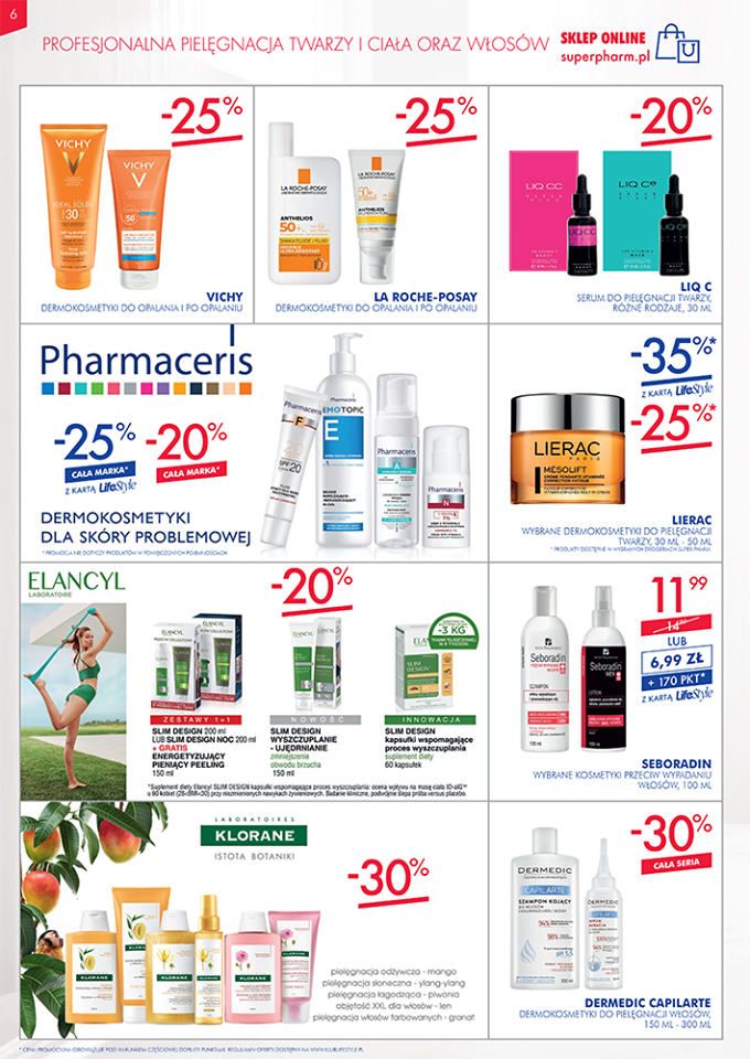 Gazetka promocyjna Superpharm do 22/05/2019 str.6