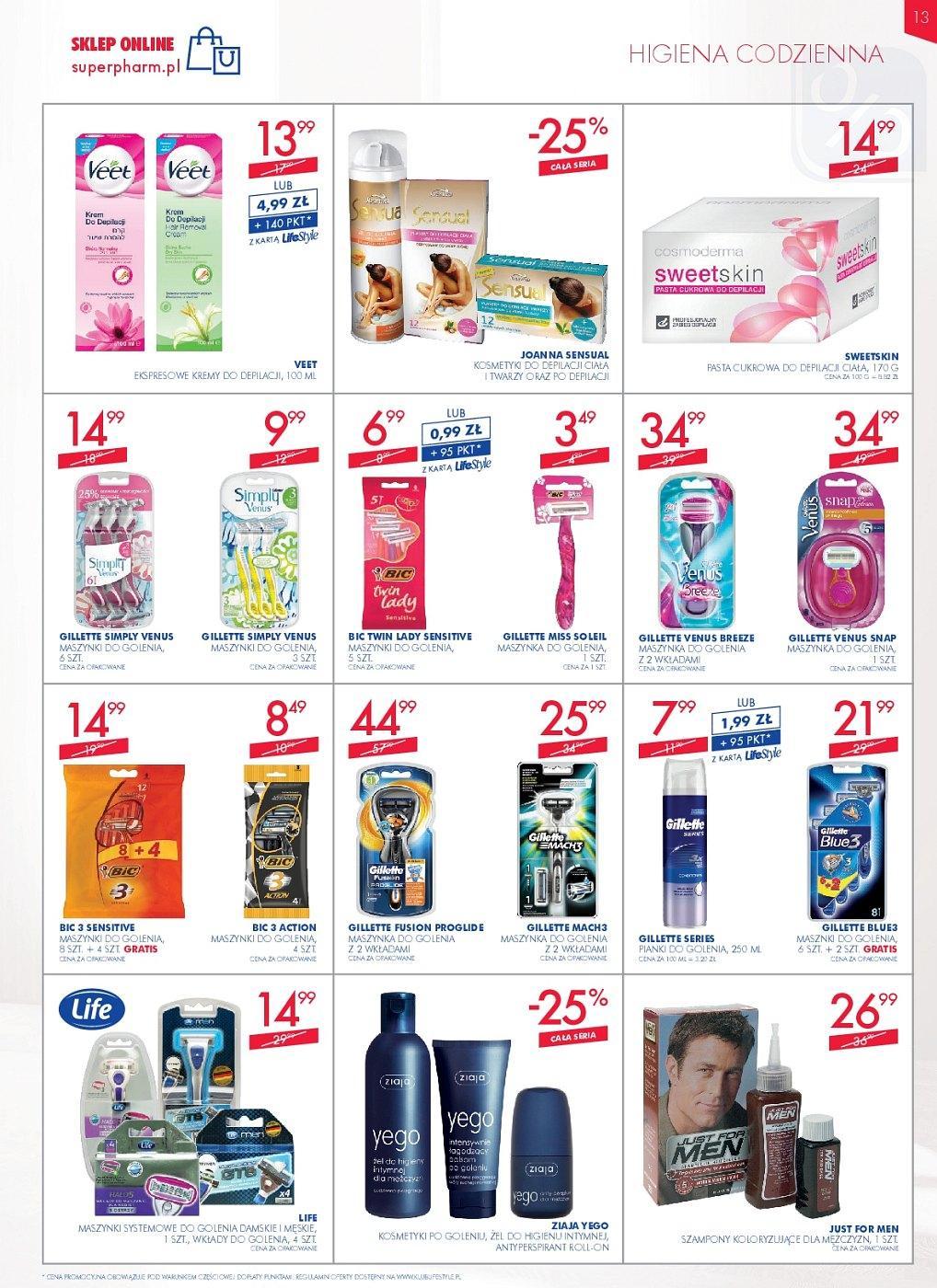 Gazetka promocyjna Superpharm do 27/06/2018 str.12