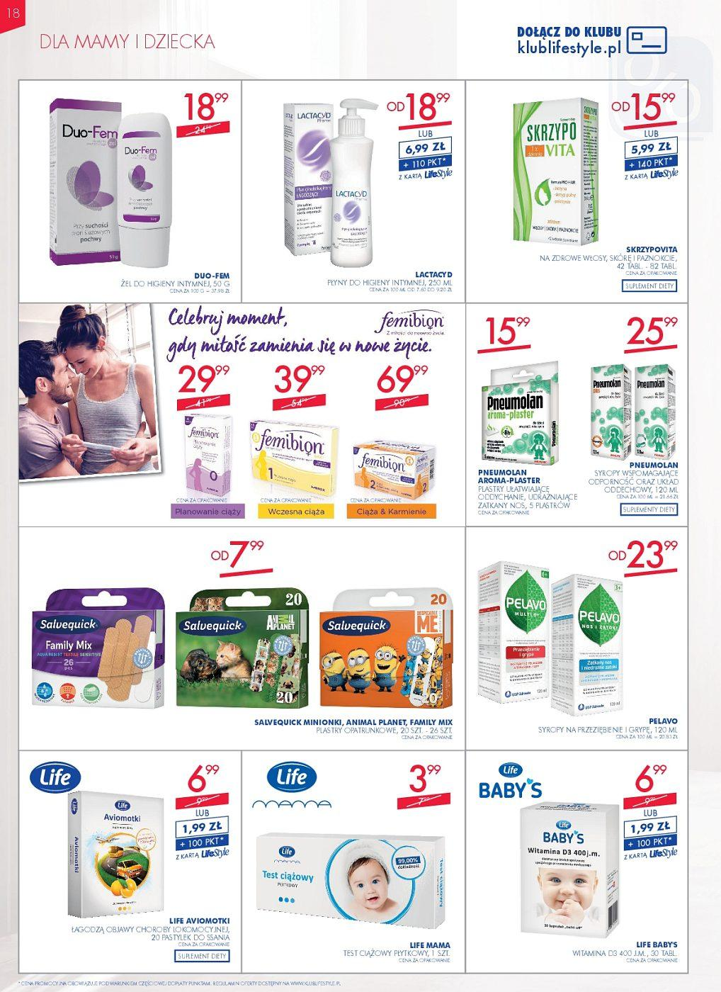 Gazetka promocyjna Superpharm do 13/06/2018 str.18