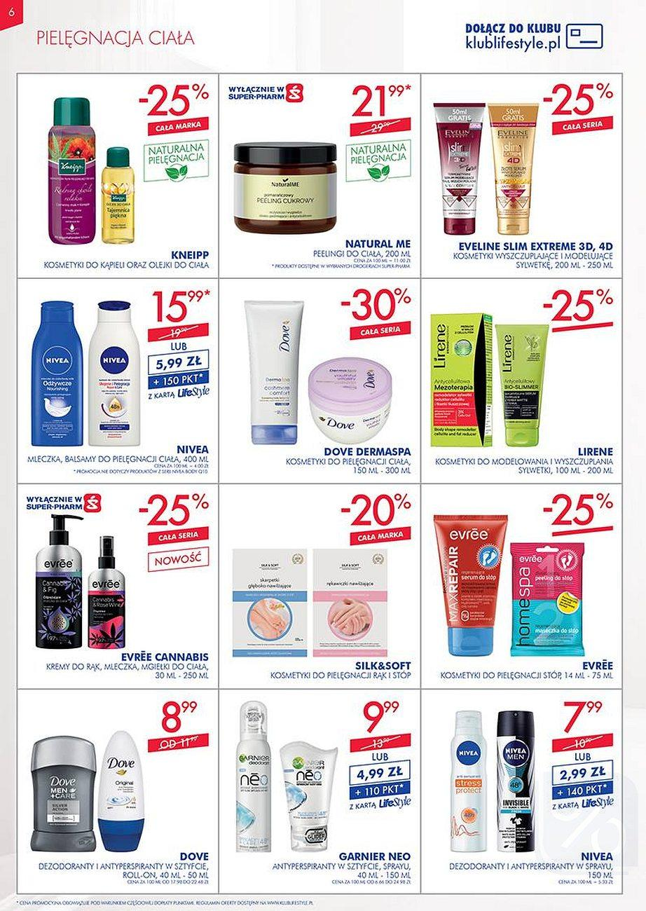 Gazetka promocyjna Superpharm do 22/08/2018 str.6