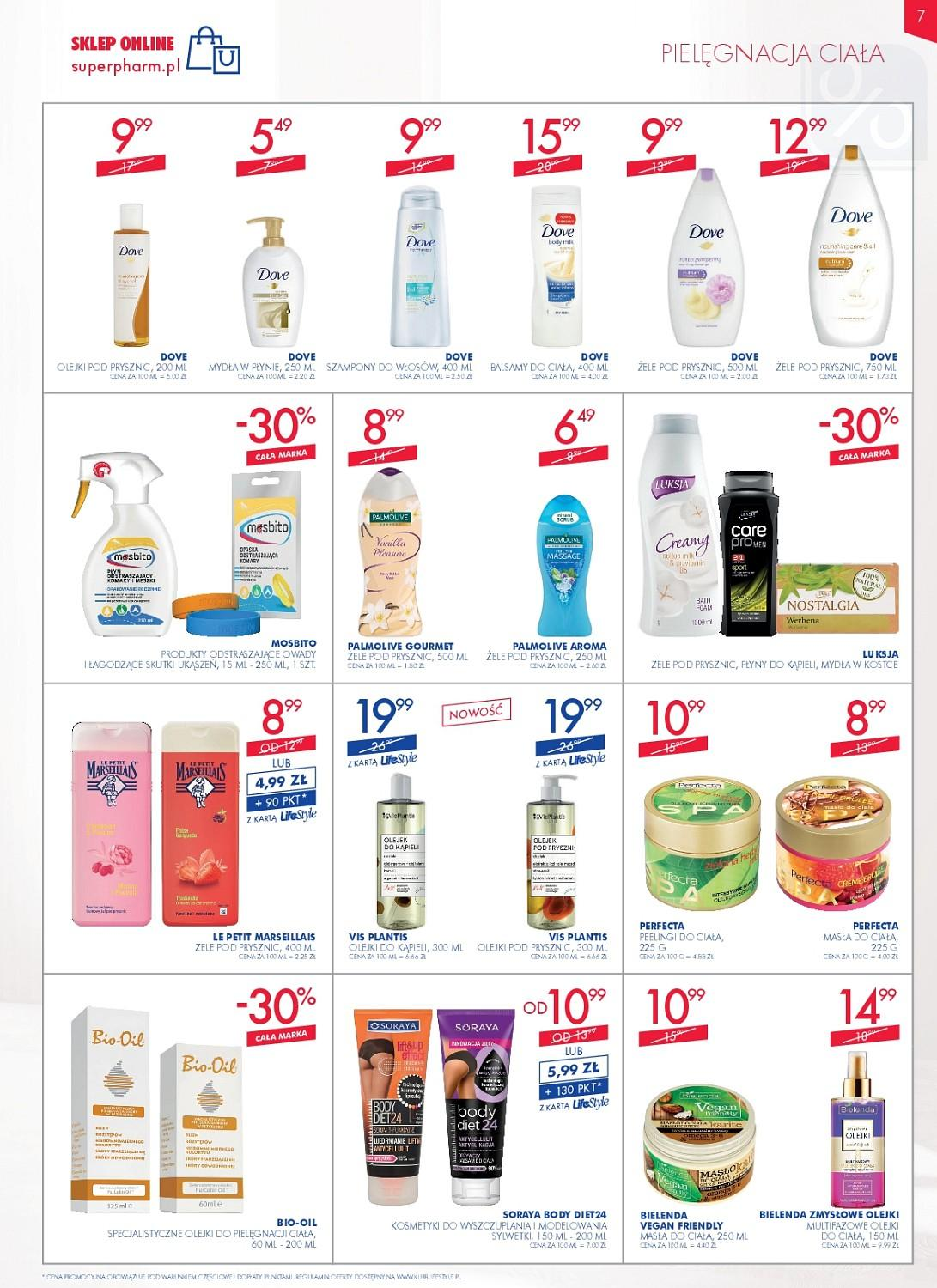 Gazetka promocyjna Superpharm do 16/05/2018 str.7
