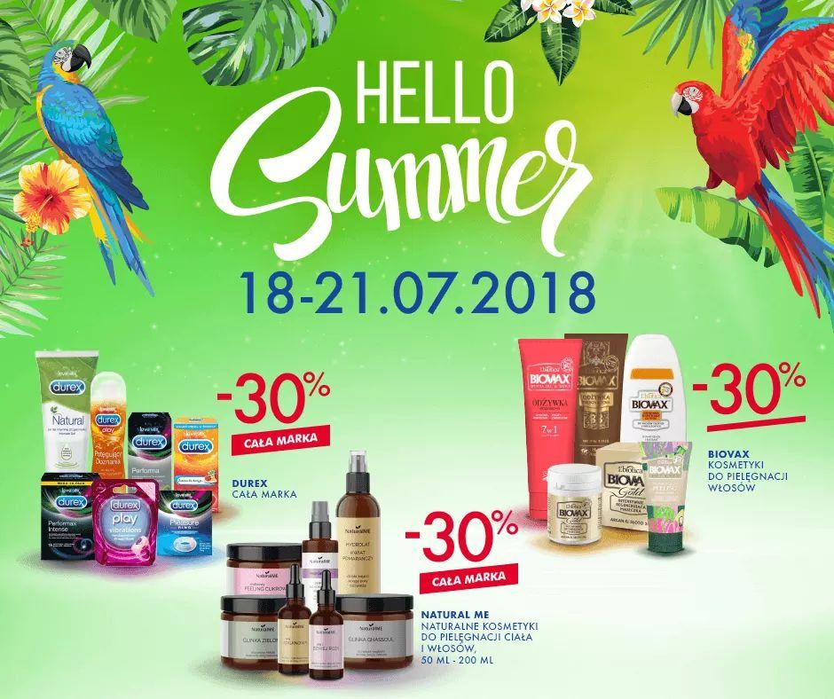 Gazetka promocyjna Superpharm do 21/07/2018 str.2