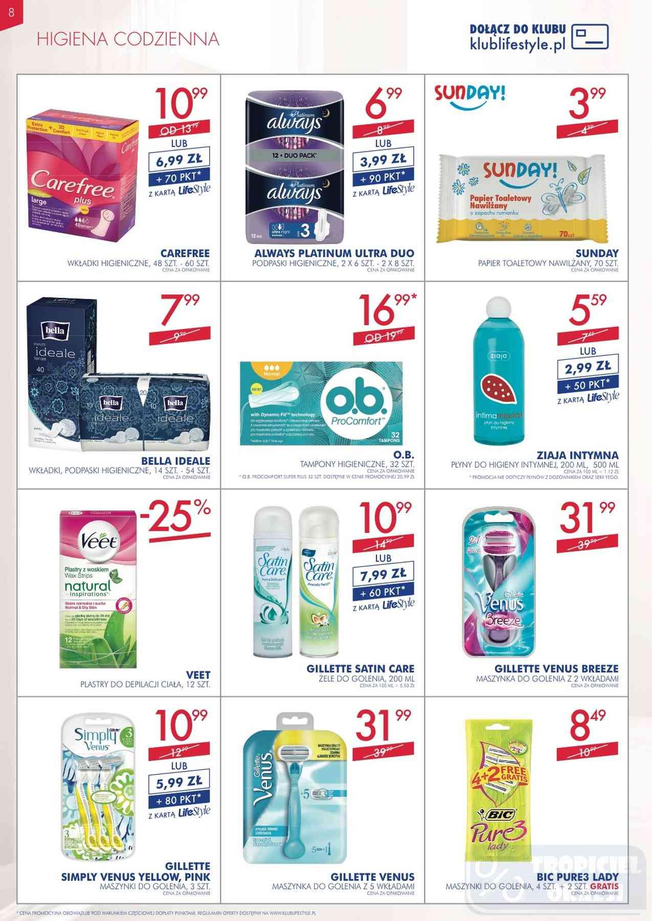 Gazetka promocyjna Superpharm do 12/12/2018 str.8