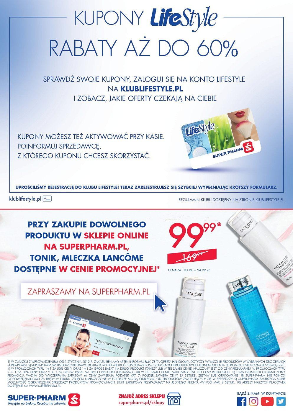 Gazetka promocyjna Superpharm do 12/09/2018 str.24