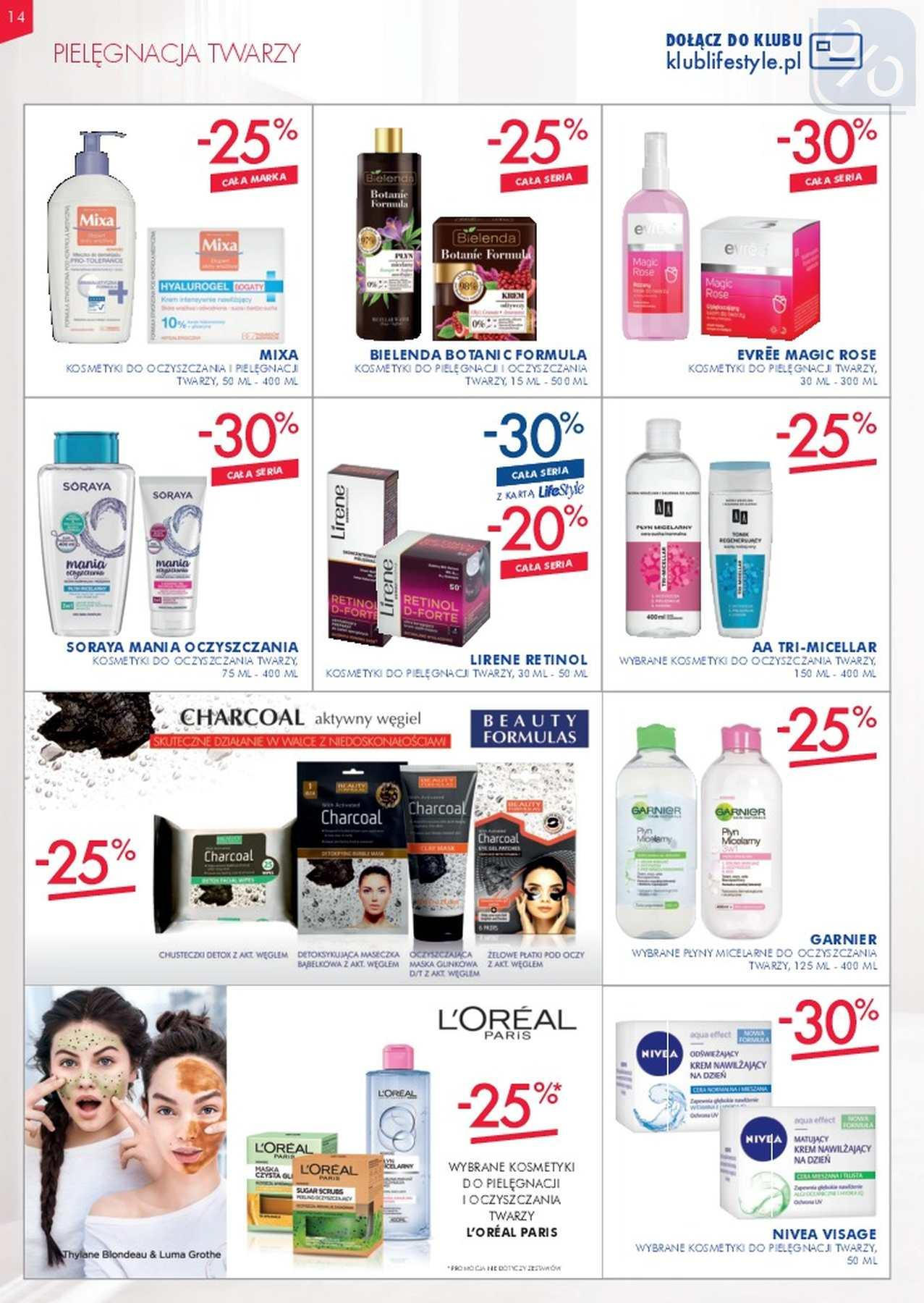 Gazetka promocyjna Superpharm do 23/01/2019 str.14