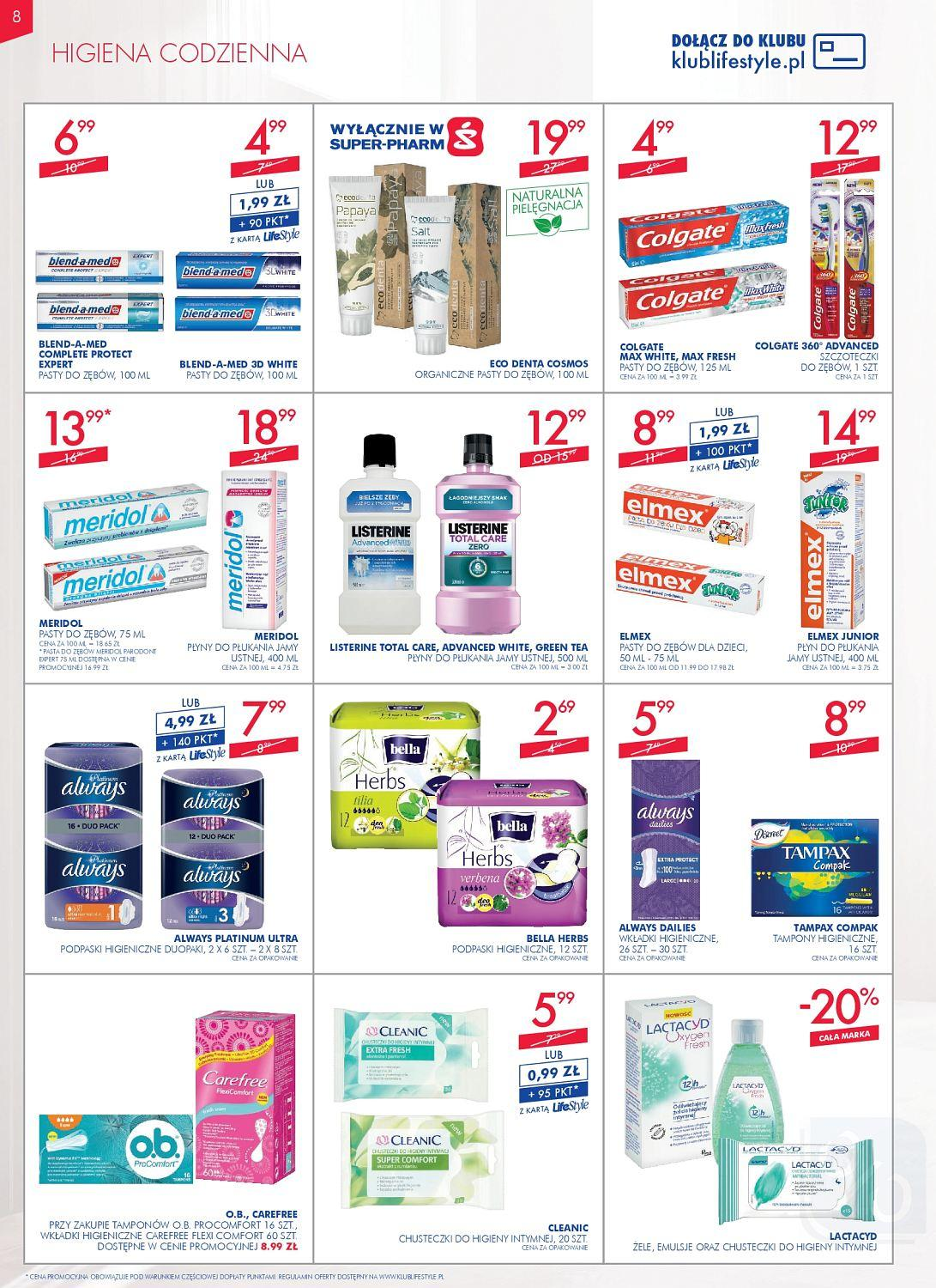 Gazetka promocyjna Superpharm do 30/05/2018 str.7