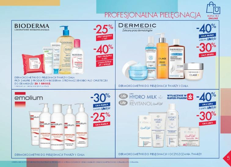 Gazetka promocyjna Superpharm do 14/10/2018 str.4