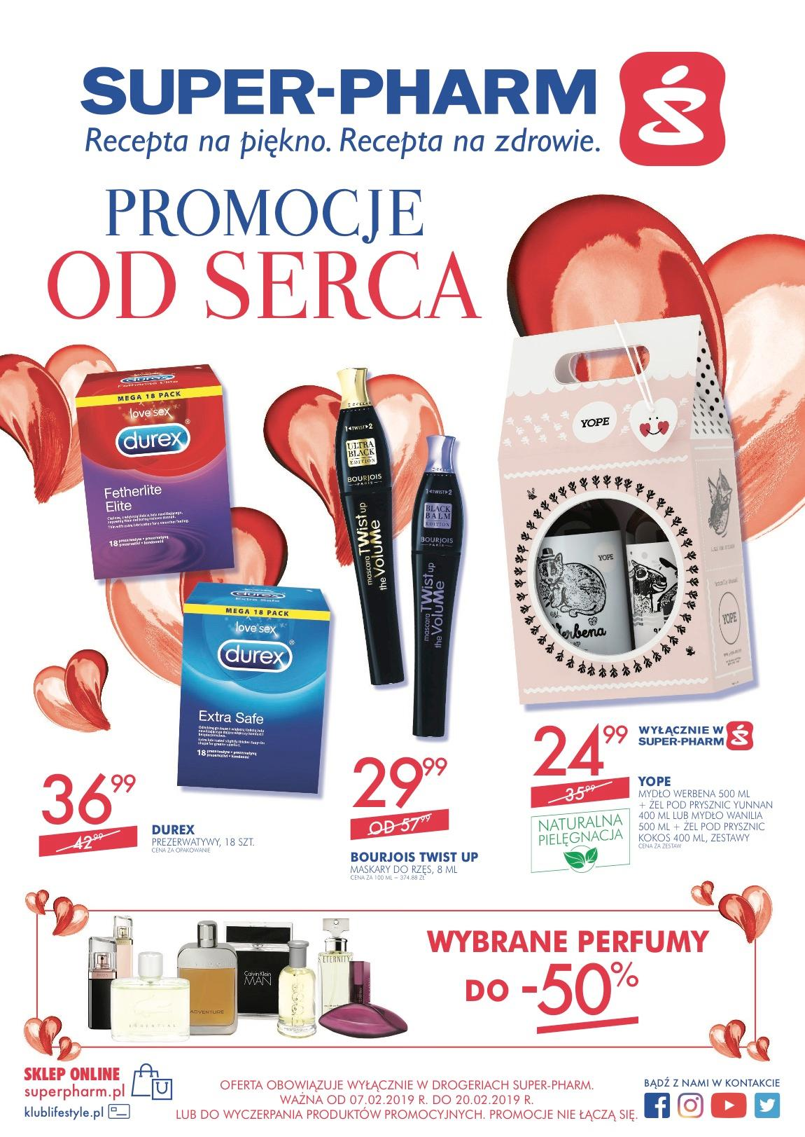 Gazetka promocyjna Superpharm do 20/02/2019 str.0