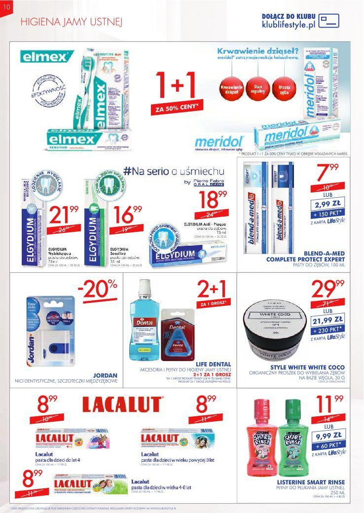 Gazetka promocyjna Superpharm do 24/04/2019 str.9
