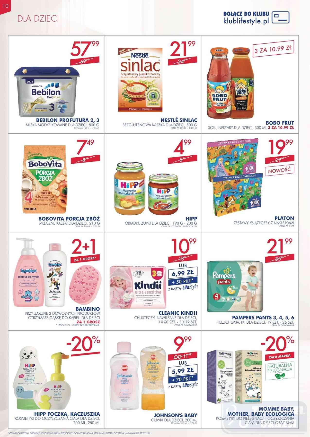 Gazetka promocyjna Superpharm do 12/12/2018 str.10