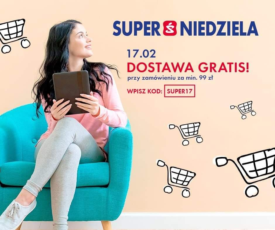 Gazetka promocyjna Superpharm do 17/02/2019 str.0