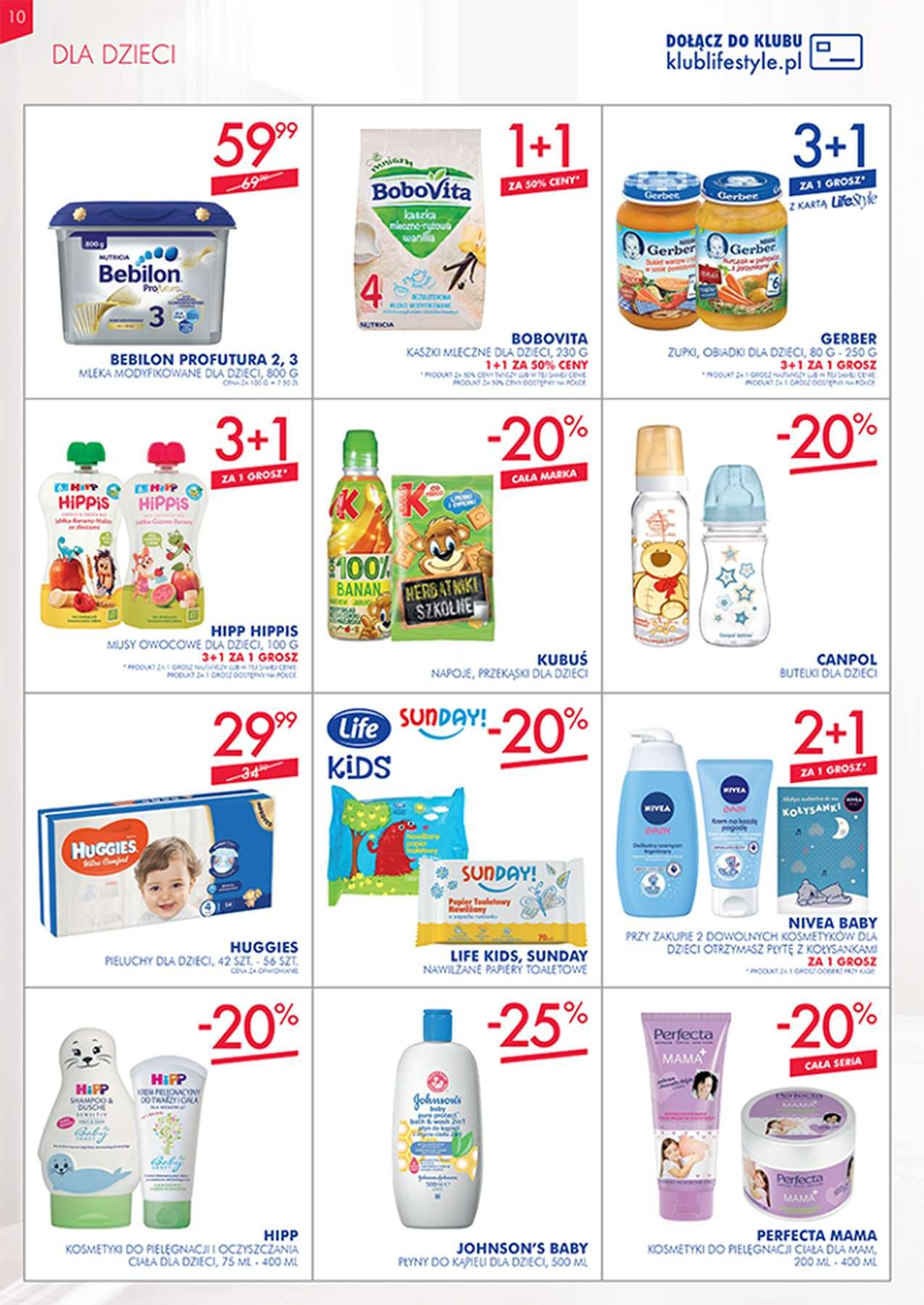 Gazetka promocyjna Superpharm do 06/02/2019 str.9